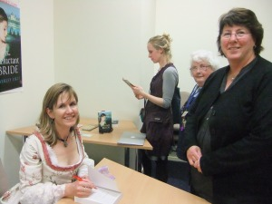Beverley at Bendigo Writers' Council