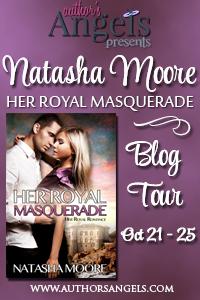 her royal masquerade button