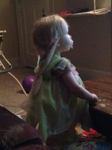 my lil fairy princess
