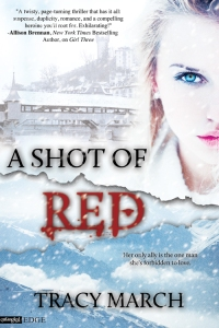 A Shot of Red - Final Cover