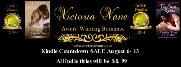 Large VV Kindle countdown banner