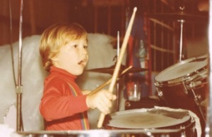 Matt on Drums2