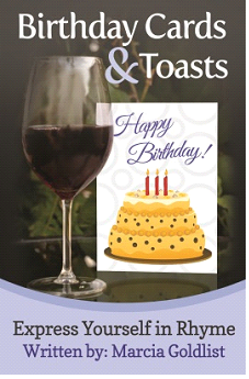 bday cards & toasts